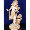 Statuette Tara Blanche 30 cm STATB2