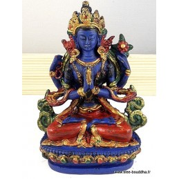 Statuette bouddhiste CHENREZI
