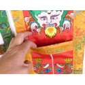 Porte-magazine ou porte-courrier bouddhiste PCB1