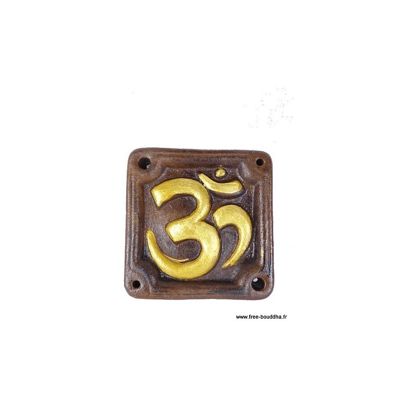 Porte encens tibétain en plâtre PETP1