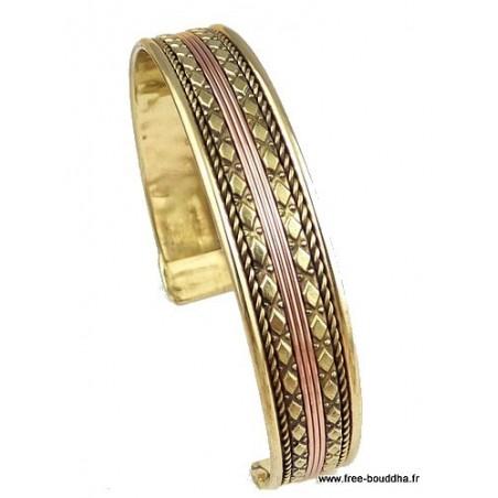 Bracelet indien Métal et Cuivre