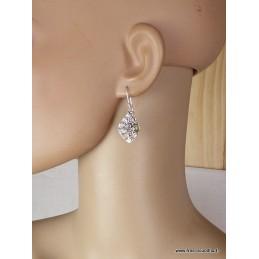 Boucles d'oreilles en Tourmaline Verte Boucles d'oreilles en pierres AJE14.6