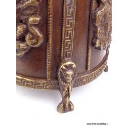 Porte encens original pour encens poudre et résine BBRE4