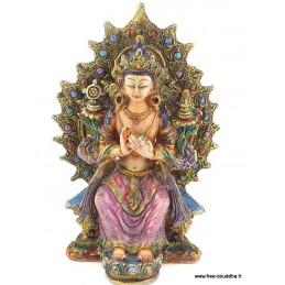 Statuette Bouddha Maitreya Objets rituels bouddhistes METREYA