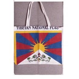 Sac tibétain Drapeau du Tibet SACDT1