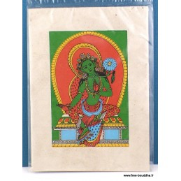 Carte postale Tara Verte CPT9