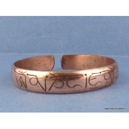 Bijou Bracelet tibétain MANTRA DE CHENREZI Bracelets tibétains bouddhistes ref25.1