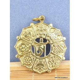 OM TIBETAIN bijou bouddhiste Bijoux tibetains bouddhistes  BHP5