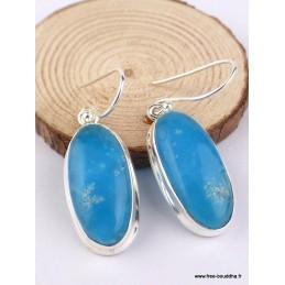 Boucles d'oreilles Smithsonite pendantes Pendentifs pierres naturelles TUV49