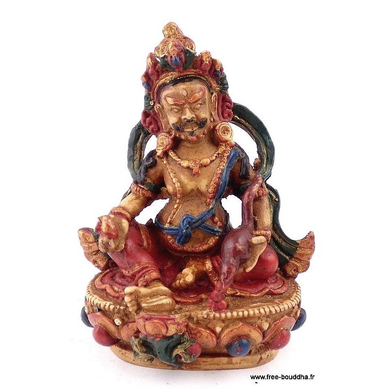 Statuette bouddhiste Guru Rinpoche Objets rituels bouddhistes GURURINPO1