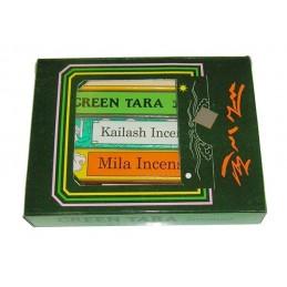 Encens tibétain Tara Verte 5 paquets TARAV5