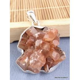 Pendentif Cristal d'Aragonite étoilée Pendentifs pierres naturelles PAC6