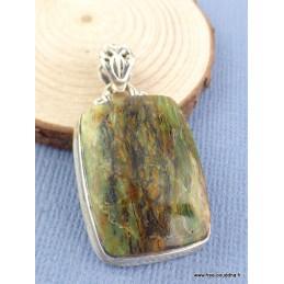 Pendentif Opale Impériale strié Pendentifs pierres naturelles PAC76.1