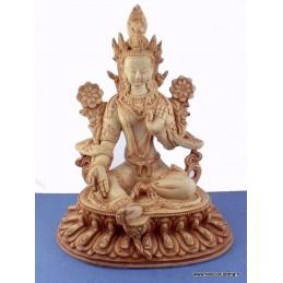 Statuette bouddhiste Tara Verte 20 cm STATB1