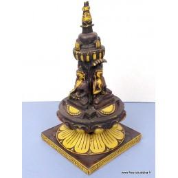 Grand stupa tibétain pour autel bouddhiste 22,5 cm Stupas, temples tibétains STUPA52