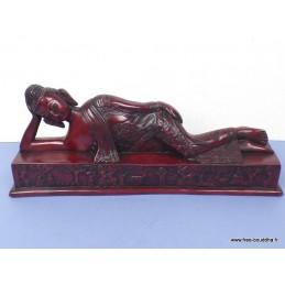 Statuette Bouddha couché STABC