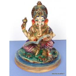 Statuette Ganesh enseignant STAGAN1