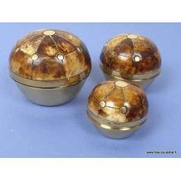 Boîte à bijoux poupées russes emboitables BAT83
