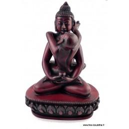 Statuette bouddhiste Shakti (Samantabhadra) 20 cm SHAKTIR20
