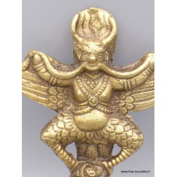 Phurba dague bouddhiste en laiton PHUR1