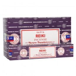 Encens indien Nag Champa Satya Reiki 15 gr SAREI