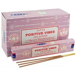 Encens indien Positive Vibes 15 gr ZD511