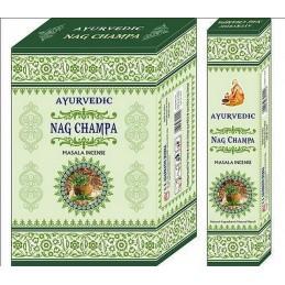 Encens ayurvédique Nag Champa Masala 15 GR ZD815