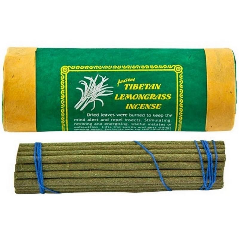 Encens tibétain HERBE CITRONNEE INT85Q