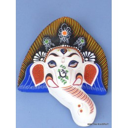 Masque Ganesh en plâtre m ganesh
