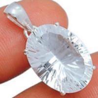 Bijoux en Cristal de roche