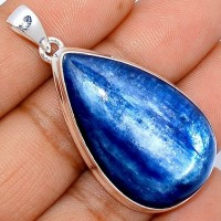 Bijoux en Cyanite Bleue