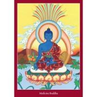 Cartes postales bouddhistes