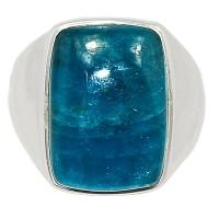 Bijoux en Apatite bleue