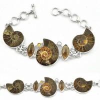 Bijoux en Ammonite