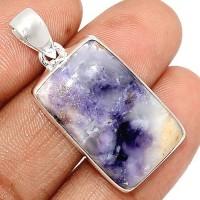 Bijoux en Opale violette Morado