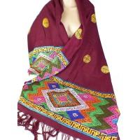 Châle de moine bouddhiste ou lama