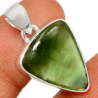 Bijoux en Jade Vert