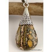 Bijoux en pierre léopard