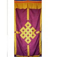 Tentures tibétaines Bouddha