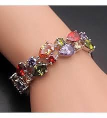 bracelet-en-pierre-facettee